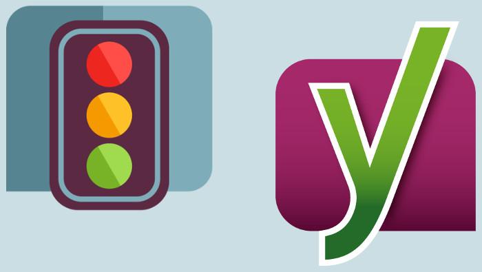 Yoast SEO plugin verkeerslicht negeren