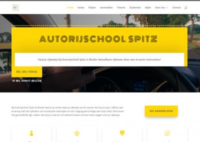 Autorijschool Spitz