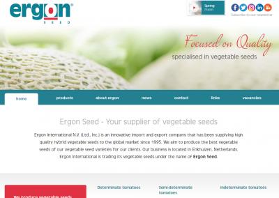 Ergon Seed
